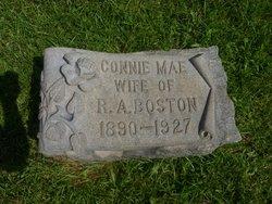 Connie Mae <i>Carroll</i> Boston