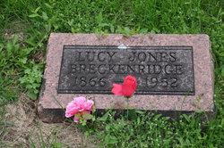 Lucy Ellen <i>Bean</i> Breckenridge
