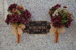 Dora <i>Menas</i> Borowski