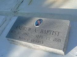 Andrew Anthony Baptist
