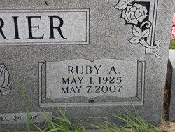 Ruby Ann <i>McCane</i> Carrier