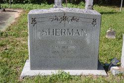 Paul William Sherman