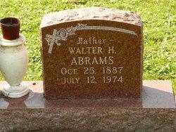 Walter Henry Abrams