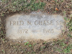 Fred Nathan Chase
