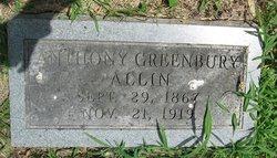 Anthony Greenbury Allin