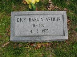 Dicy Ann <i>Hargis</i> Arthur