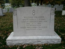 Gen William Crozier