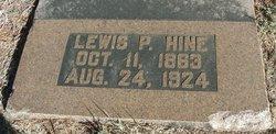 Lewis Proser Hine