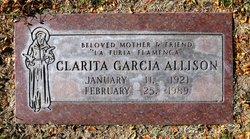 Clarity <i>Garcia</i> Allison