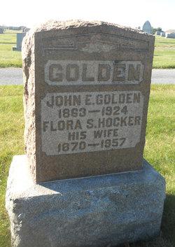 Flora S <i>Hocker</i> Golden