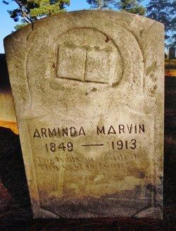 Arminda <i>Wiltse</i> Marvin