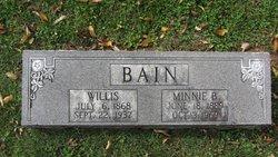 Minnie B. Bain