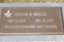 Bryon S Greer