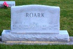 Betty J Roark