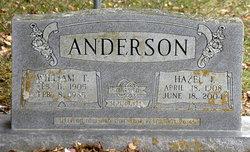 Hazel I. Anderson