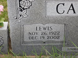 Lewis A. Carrier