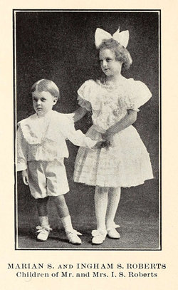 Marian Seward <i>Roberts</i> Dancy