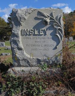 Edna <i>Sterling</i> Insley