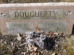 Gertrude Ruth Jane or Jennie <i>Rothrock</i> Dougherty