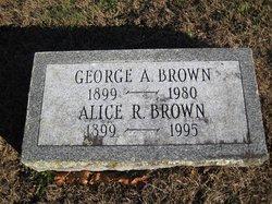 Alice <i>Rocke</i> Brown