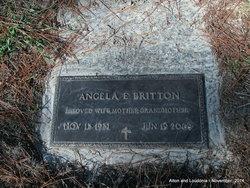 Angela Ellen <i>French</i> Britton