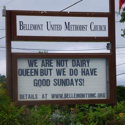 Bellemont United Methodist Church Cemetery