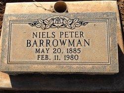 Niels Peter Peter Barrowman