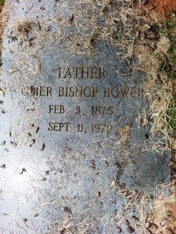 Omar Bishop Bower