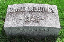 David Lewis Druley