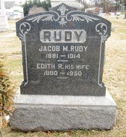 Edith P. <i>Biser</i> Rudy
