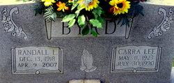 Carra Lee <i>Blackman</i> Byrd