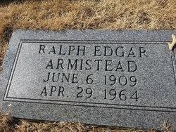 Ralph Edgar Armistead