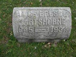 Alice <i>Bresel</i> Hartshorne