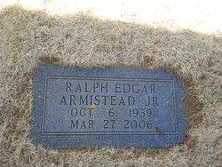 Ralph Edgar Armistead, Jr