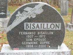 Germaine <i>Dupre</i> Bisaillon