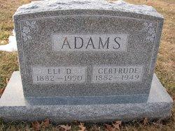 Eli Davis Adams