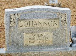 Lida Pauline <i>Deaton</i> Bohannon