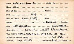 Amos Anderson