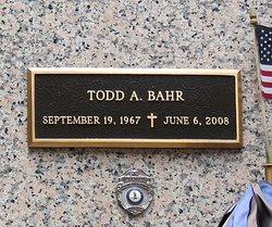 Todd Allen Bahr