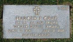 Harold Frederick Graf