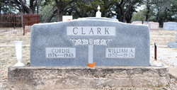 Cordie <i>Abel</i> Clark