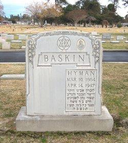 Hyman Baskin