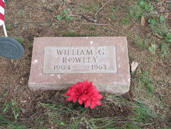 William G Bill Rowley