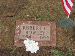 Robert Gordon Bob Rowley