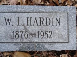 William L Hardin