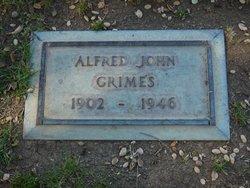 Alfred John Grimes