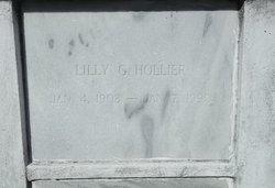 Lilly <i>Guidroz</i> Hollier