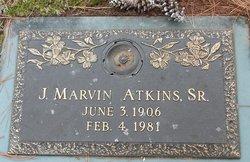 James Marvin Atkins, Sr