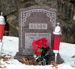 Gunnar B.E. Olson