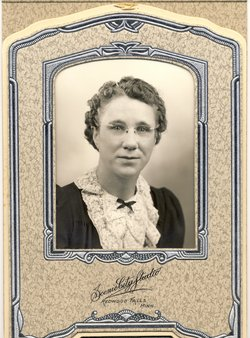 Anna Wilhelmine <i>Schauer</i> Johnson